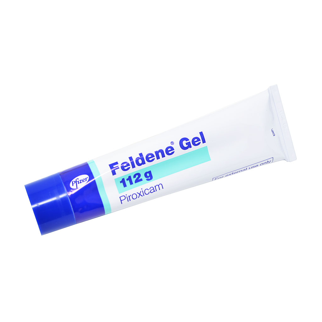 Feldene (Piroxicam) Gel - Joint and Muscle Pain