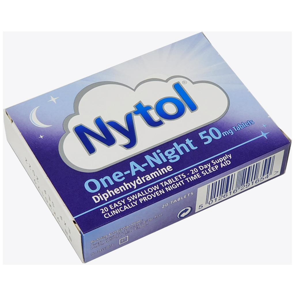 Nytol One a Night 20 Tablets - Sleep Aid
