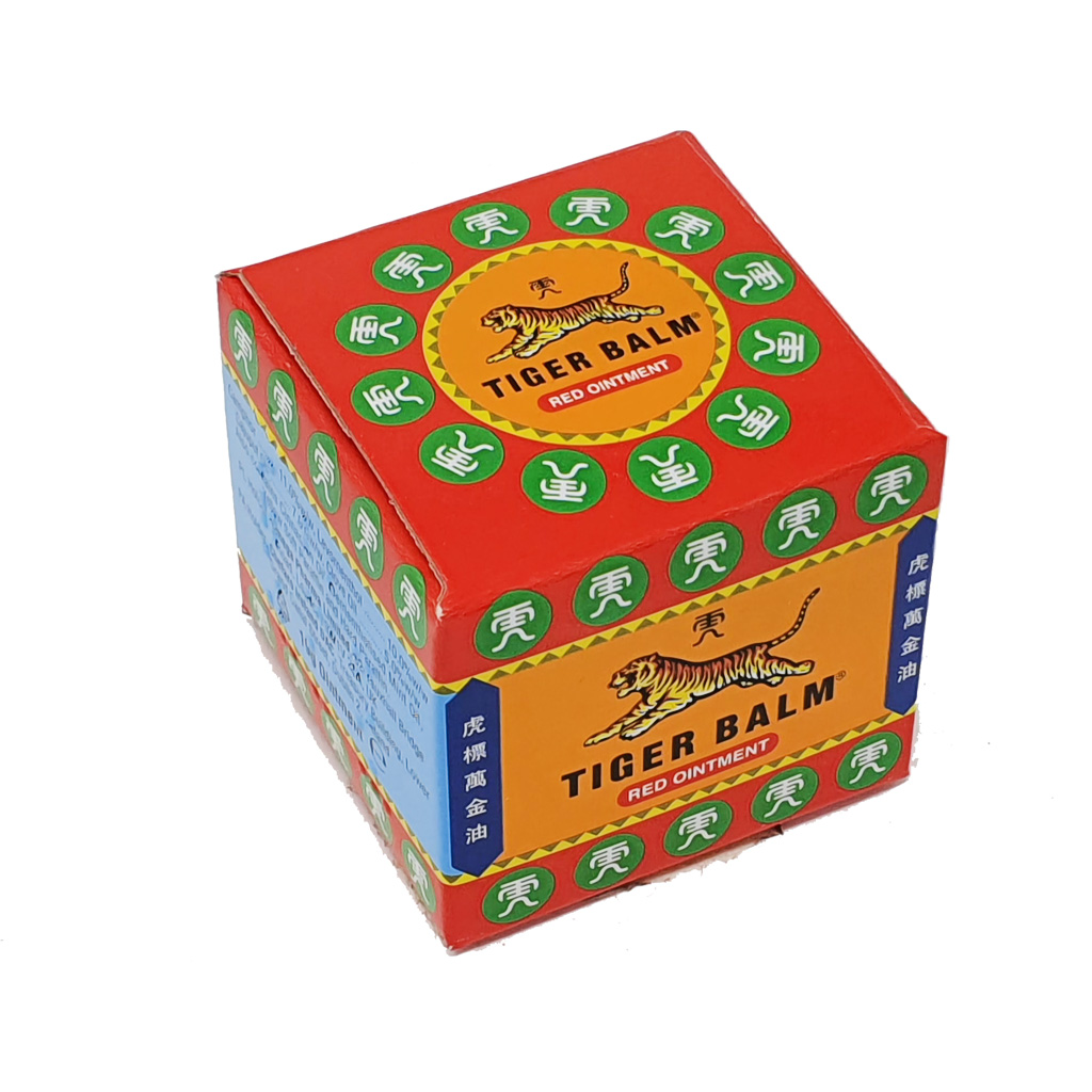 Tiger Balm Red 19g - Pain Relief