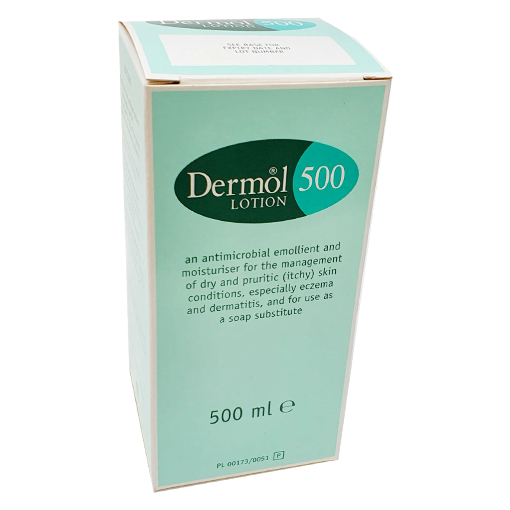 Dermol 500 Lotion - Creams and Ointments