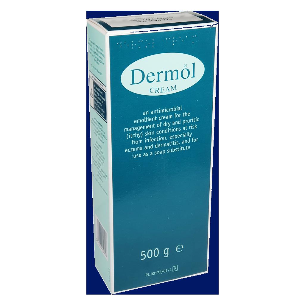 Dermol Cream 500g - Creams and Ointments