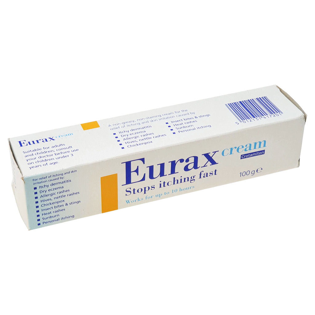 Eurax Cream - Creams and Ointments