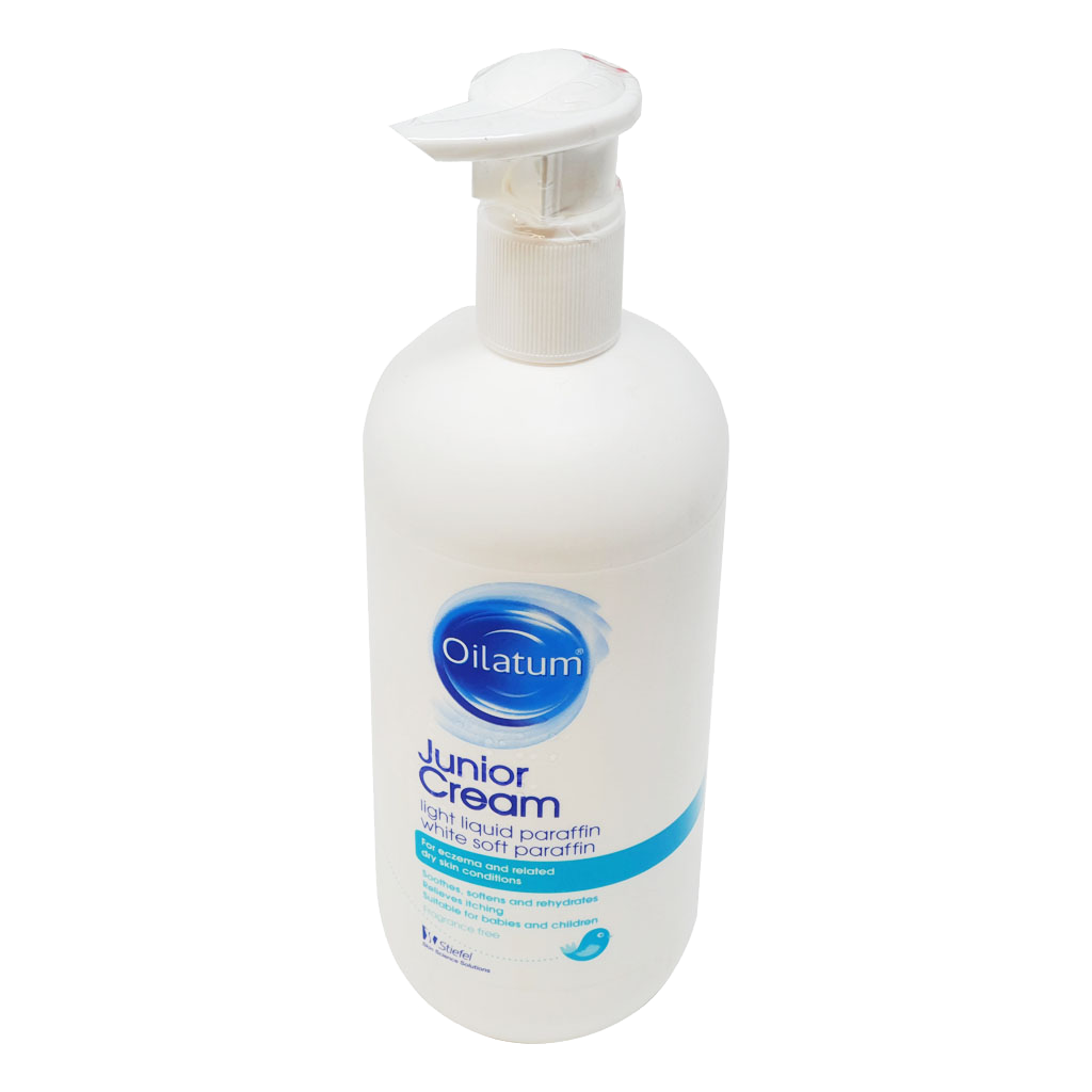 Oilatum Junior Cream 350ml - Creams and Ointments