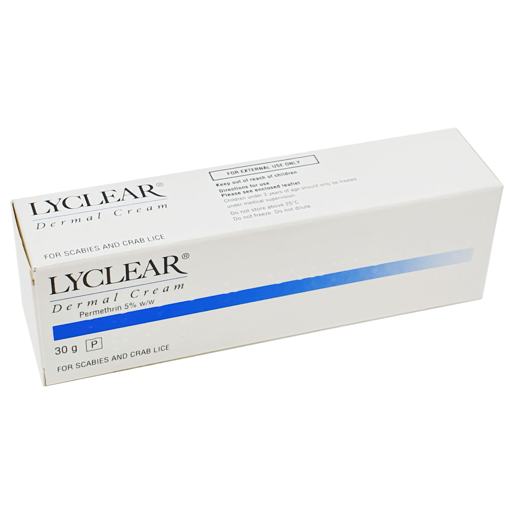 Lyclear Dermal Cream - Creams and Ointments