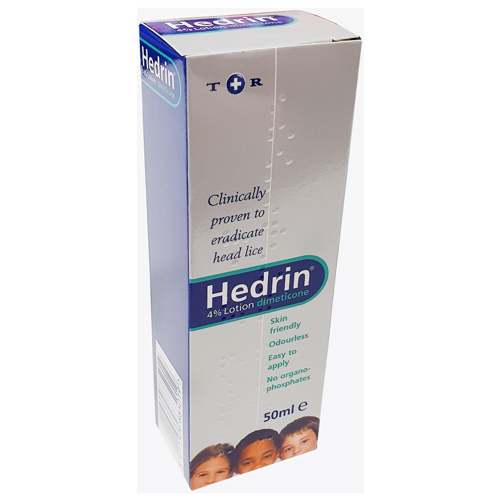 Hedrin 4% Lotion - Head Lice