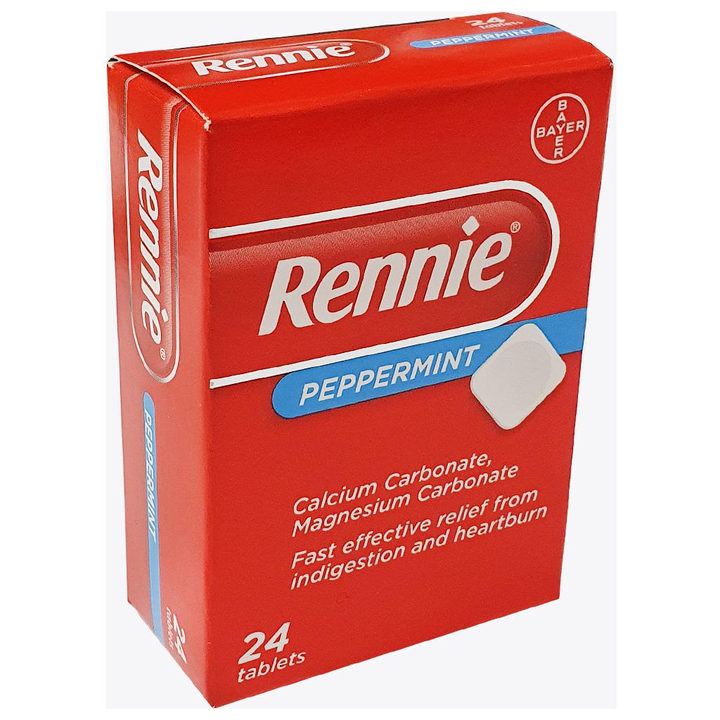 Rennie Tablets - Indigestion