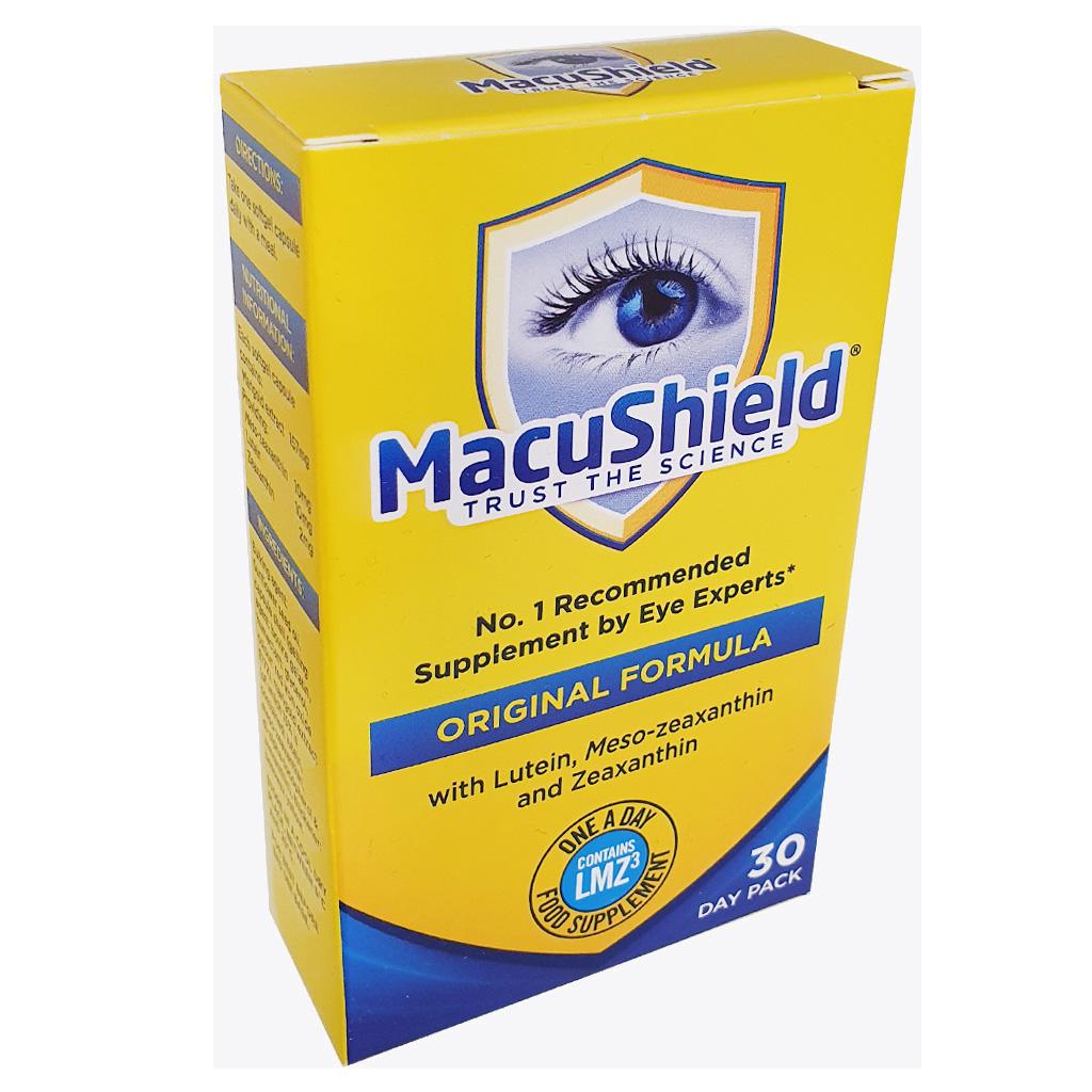 Macushield Original Formula 30 Day Pack - Eye Care