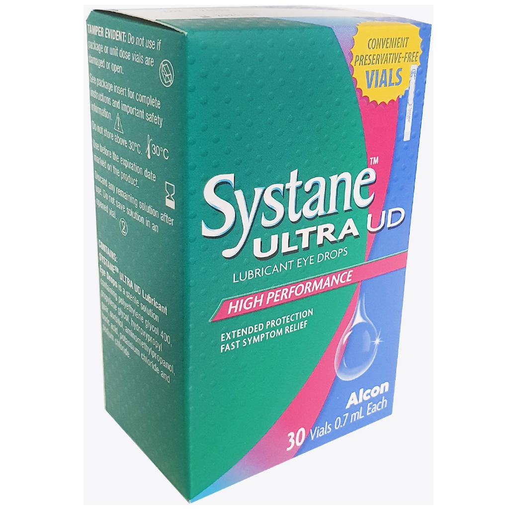 Systane Ultra Unit Dose Eye Drops x 30 - Eye Care