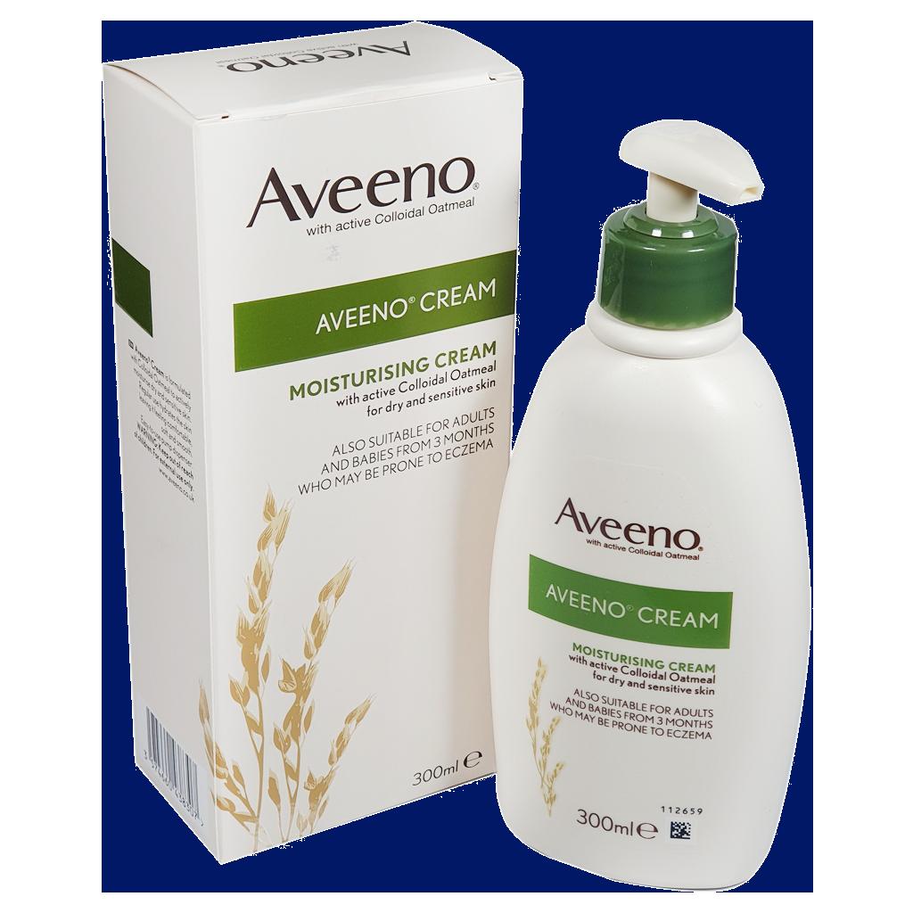 Aveeno Cream 300ml - Creams and Ointments