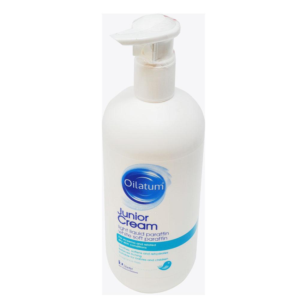 Oilatum Junior Cream 500ml - Creams and Ointments