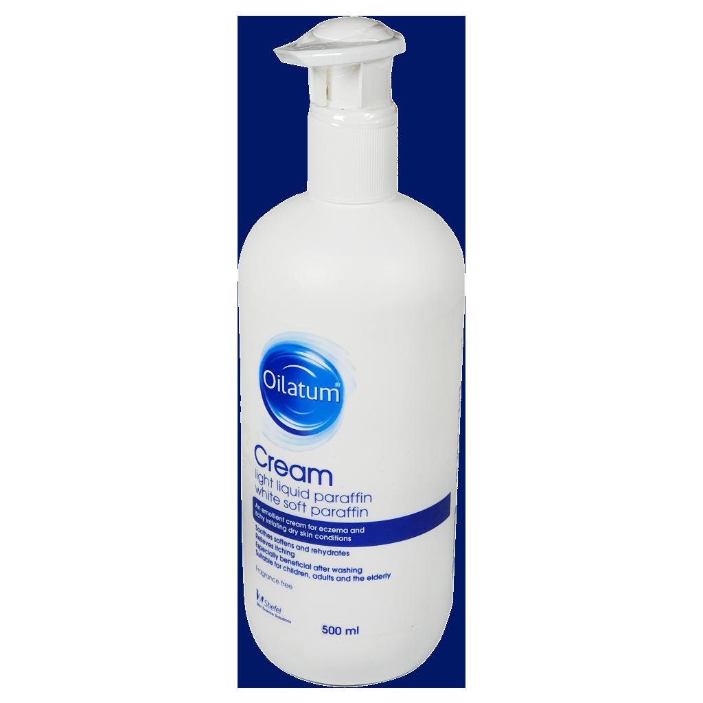 Oilatum Cream 500ml - Creams and Ointments