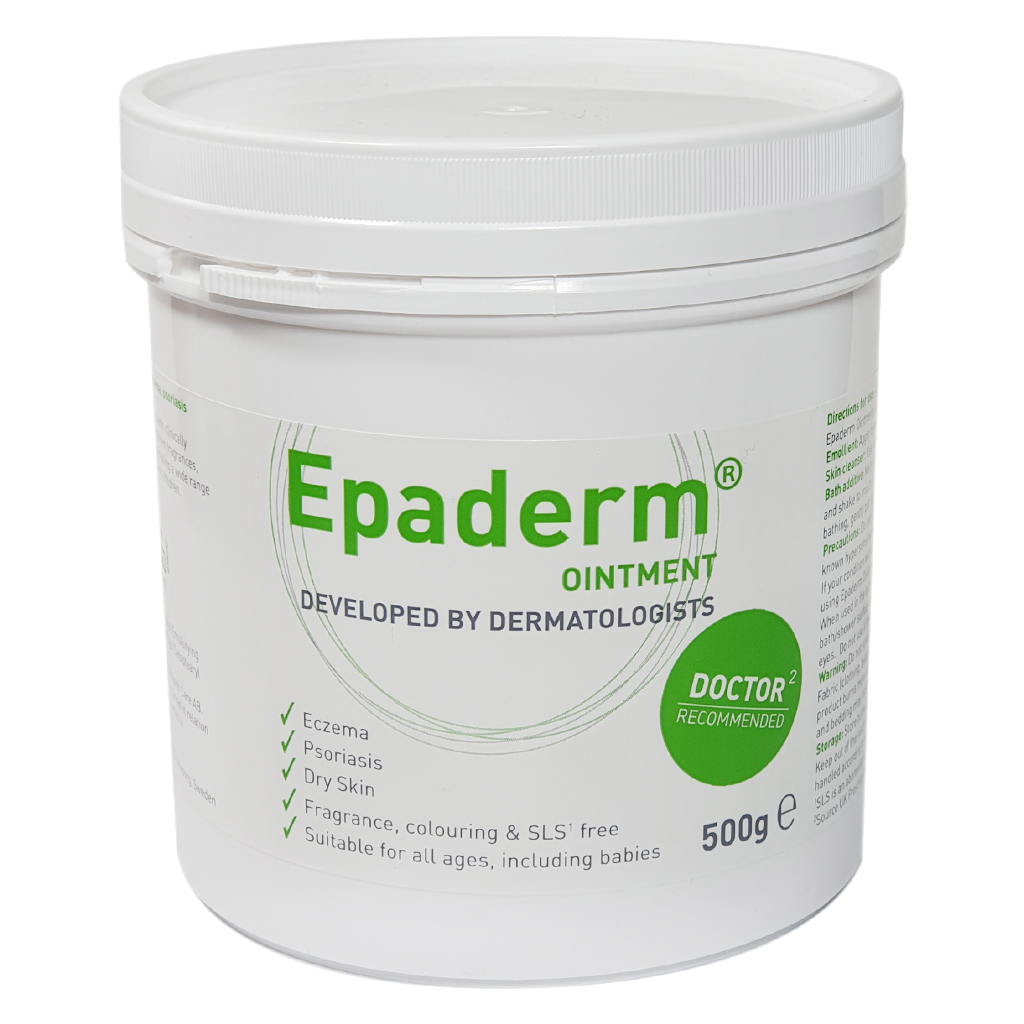 Epaderm Ointment 500g - Creams and Ointments